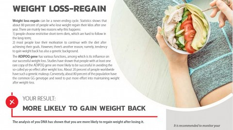 "My result for ""Weight Loss-Regain""."