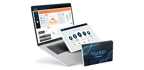 Muhdo DNA Collection Kit and Personalised Health Dashboard