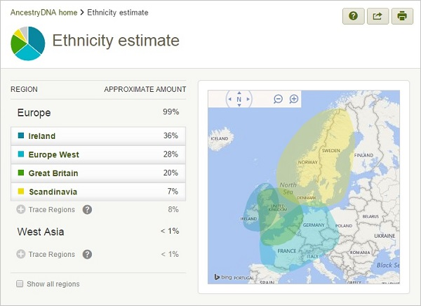 Ancestry Dna Testing Review >> AncestryDNA Reviews - DNA Testing Choice
