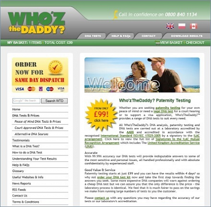 Provider Profile: Who'z the Daddy